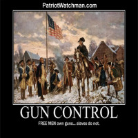 Gun-Control vs 2nd Amendment