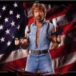 Register to Vote: Chuck Norris Style!