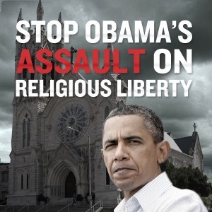 Obama's War on Religion